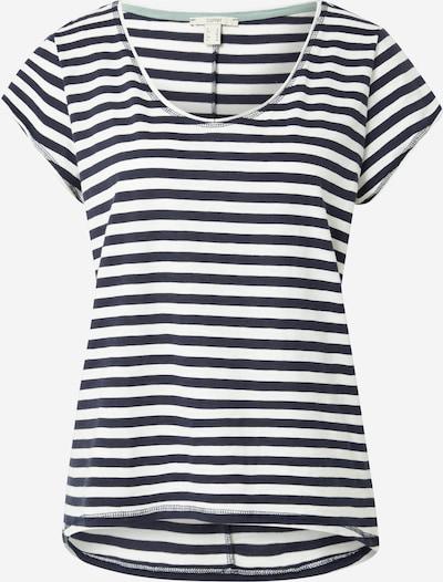 ESPRIT Paita värissä laivastonsininen / valkoinen, Tuotenäkymä