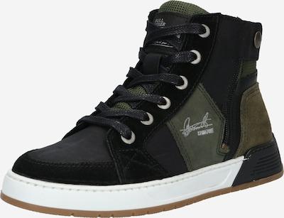 BULLBOXER Sneakers 'AOF503E6L' in Green, Item view