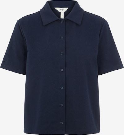 OBJECT Bluzka 'DARYA' w kolorze ciemny niebieskim, Podgląd produktu