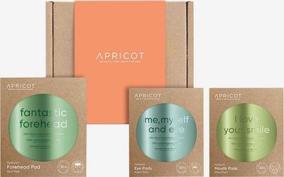 Apricot Geschenkset in transparent, Produktansicht