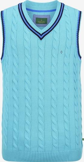 Charles Colby Spencer 'Earl Constantine' in de kleur Turquoise / Nachtblauw / Hemelsblauw, Productweergave