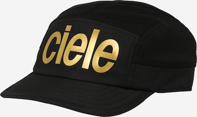Șapcă CIELE ATHLETICS pe auriu / negru, Vizualizare produs