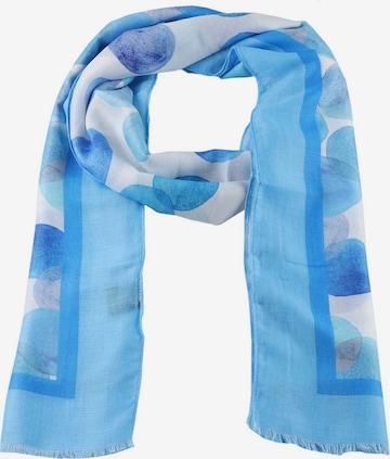 Zwillingsherz Wrap in Blue