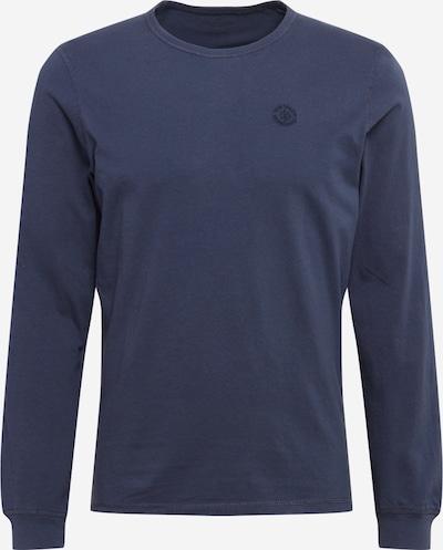 TOM TAILOR Shirt in de kleur Donkerblauw: Vooraanzicht