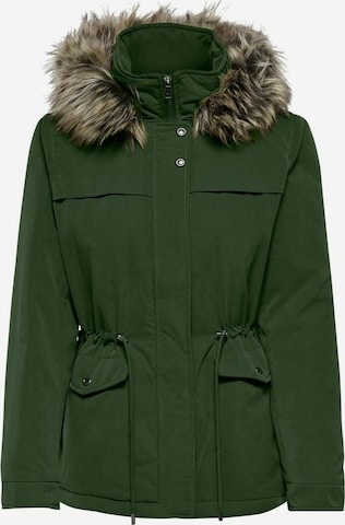 ONLY Between-Seasons Parka 'Starline' in Green