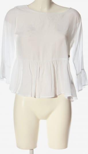 Eight2Nine Hemd-Bluse in S in weiß, Produktansicht