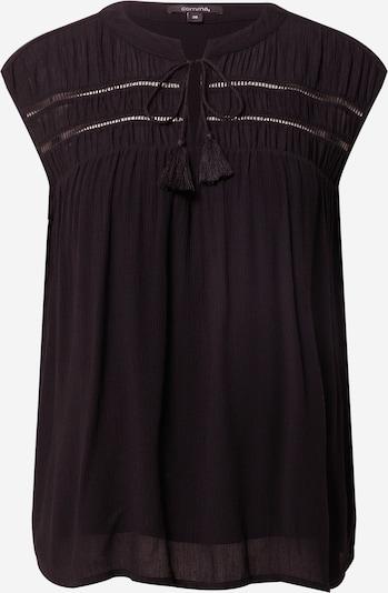 COMMA Bluse in schwarz, Produktansicht