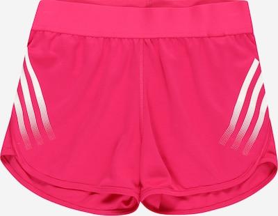 ADIDAS PERFORMANCE Sportbroek in de kleur Pink / Wit, Productweergave