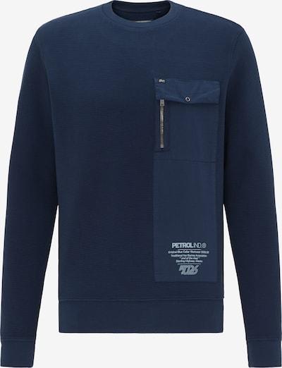 Petrol Industries Mikina - tmavě modrá, Produkt