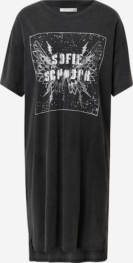 Sofie Schnoor T-shirt oversize 'S211378' en gris / noir, Vue avec produit