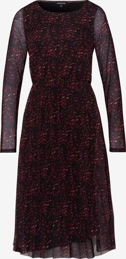 MORE & MORE Kleid in dunkelblau / rot, Produktansicht