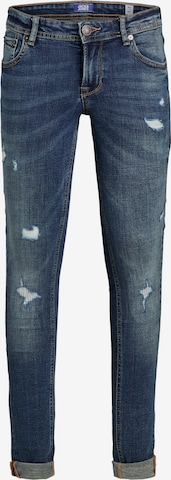 Jack & Jones Junior Teksapüksid 'IDAN', värv sinine
