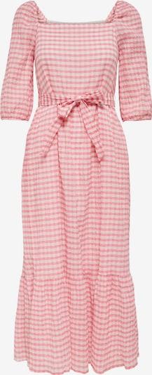 ONLY Shirt dress 'Lotus' in Pink / Light pink / White, Item view