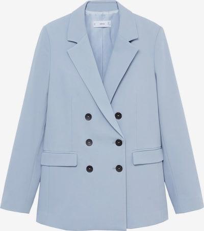 MANGO Blazers 'Greta' in de kleur Lichtblauw, Productweergave