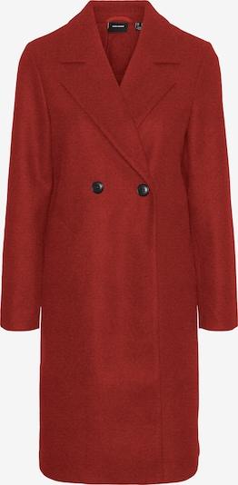 VERO MODA Преходно палто 'Fortune Addie' в червен меланж, Преглед на продукта