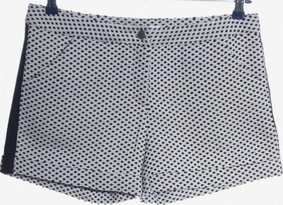 REKEN MAAR Shorts in S in Black / White, Item view