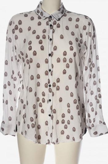 bugatti Hemd-Bluse in L in schwarz / weiß, Produktansicht