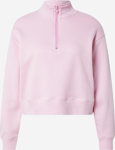 AMERICAN VINTAGE Sweat-shirt 'LIMA' en rose clair, Vue avec produit