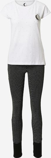 Pižama 'DIALOGY' iš ESOTIQ , spalva - juoda / balta, Prekių apžvalga