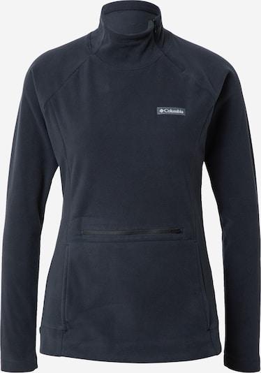 COLUMBIA Sweatshirt in schwarz, Produktansicht