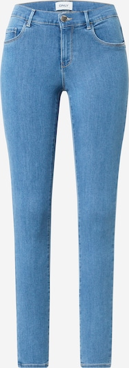 ONLY Jeans 'RAIN' in Blue denim: Frontal view