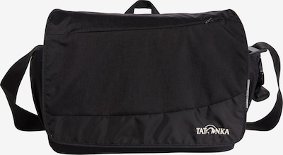 TATONKA Umhängetasche 'Baron ' in schwarz / weiß, Produktansicht