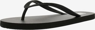 G-Star Footwear Zehentrenner ' Dend II BSC ' in schwarz / weiß, Produktansicht