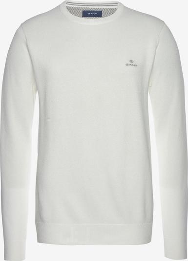 GANT Pullover in weiß, Produktansicht