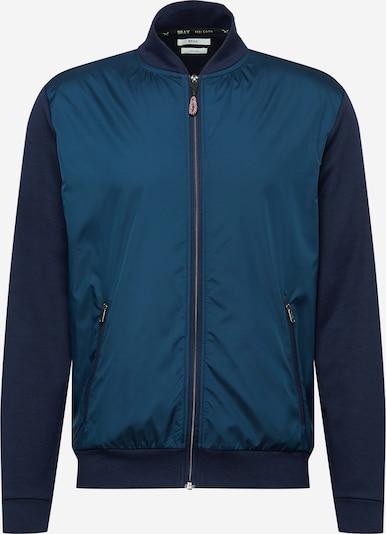 BRAX Mikina s kapucí 'STYLE.SKY' - modrá / tmavě modrá, Produkt