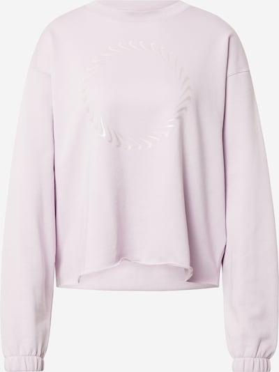 Felpa Nike Sportswear di colore grigio argento / lilla chiaro, Visualizzazione prodotti