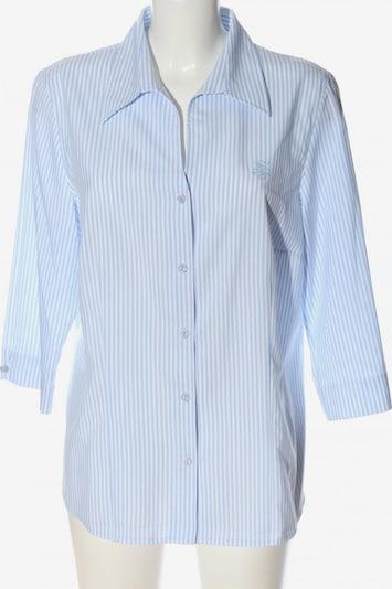 ERFO Langarmhemd in XXL in blau / weiß, Produktansicht