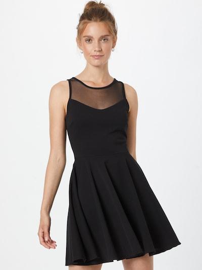 WAL G. Robe de cocktail 'TANNI' en noir, Vue avec modèle