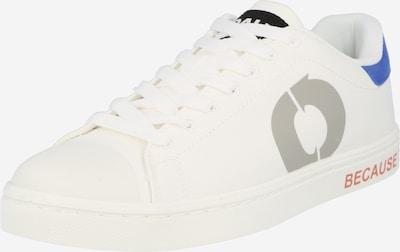 ECOALF Zapatillas deportivas bajas 'SANDFORD' en azul / gris / rosa, Vista del producto