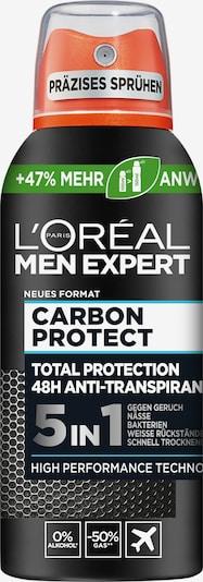 L'Oréal Paris men expert Deo in schwarz, Produktansicht