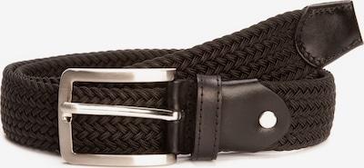 BA98 Flechtgürtel in schwarz, Produktansicht