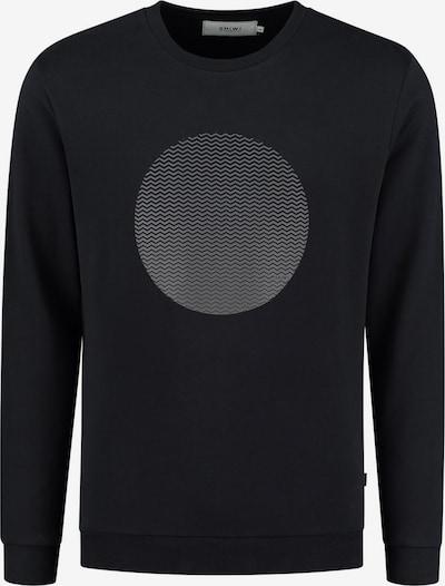 Shiwi Sweatshirt in grau / schwarz, Produktansicht