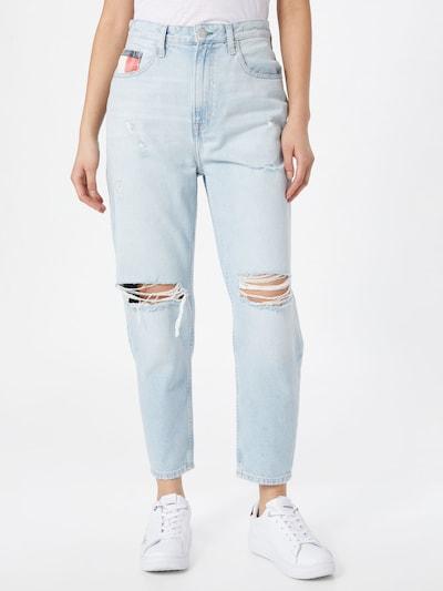 Tommy Jeans Kavbojke | svetlo modra barva, Prikaz modela