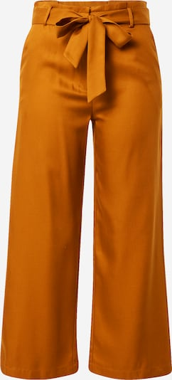 Pantaloni MORE & MORE pe ocru, Vizualizare produs