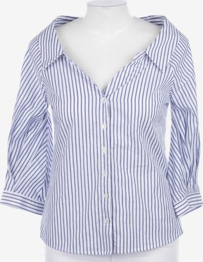 Velvet Bluse / Tunika in XS in weiß, Produktansicht