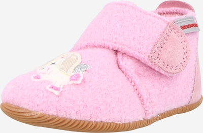 GIESSWEIN Slippers 'Osnabrück' in Pink / Silver / White, Item view