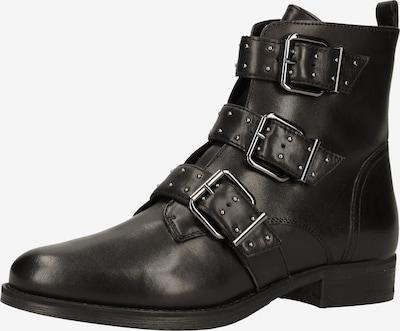 Steven New York Stiefelette in schwarz, Produktansicht