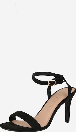 Sandale cu baretă 'VVIPER' NEW LOOK pe negru, Vizualizare produs