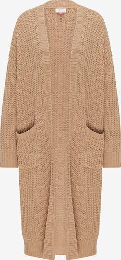 IZIA Pletený kabátek - světle hnědá, Produkt