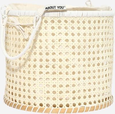 Cesta per il bucato 'Cozy' ABOUT YOU di colore beige, Visualizzazione prodotti