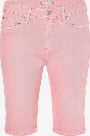 TOMMY HILFIGER Jeans 'Venice' in dunkelblau / pastellpink / rot / weiß, Produktansicht