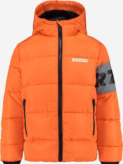 Raizzed Jacke 'TIRUR' in grau / orange / schwarz / weiß, Produktansicht