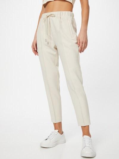 BRUUNS BAZAAR Kalhoty s puky 'Ruby' - krémová, Model/ka