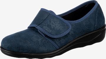 Westland Slippers 'Nice' in Blue