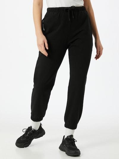 10k Hose in schwarz, Modelansicht