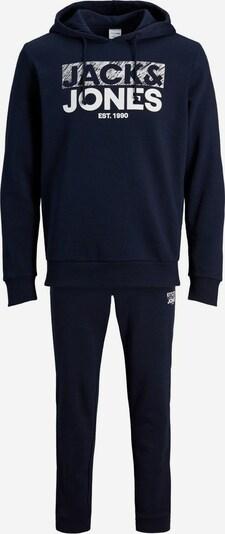 JACK & JONES Joggingpak in de kleur Donkerblauw, Productweergave